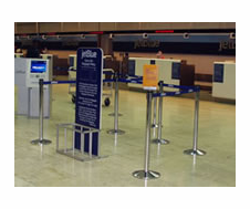Stanchions & Crowd Control Posts