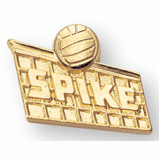 Volleyball Pins