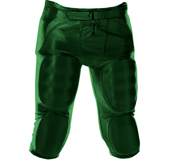 Green Football Pants