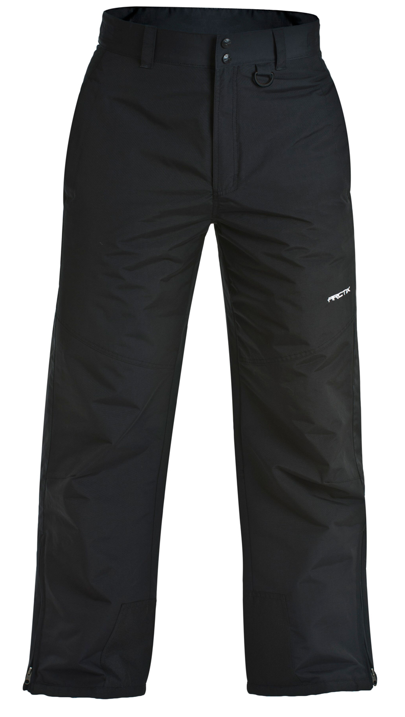 Nylon Taffeta Snow Pants 35