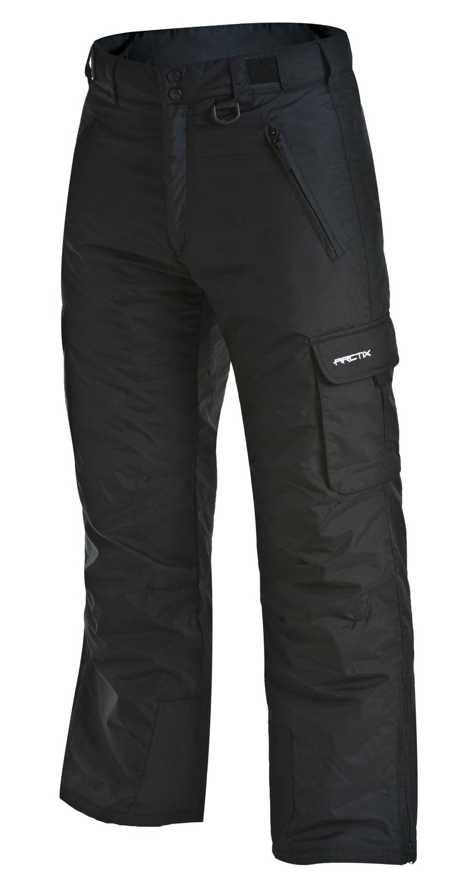 Columbia is your destination for men's snow pants that are durable, reliable, and comfortable. Stay warm and protected in styles crafted of quality fabric and offering functional features like leg venting, adjustable waists, leg zippers, multiple pockets, and 4-way stretch for ultimate comfort and mobility.