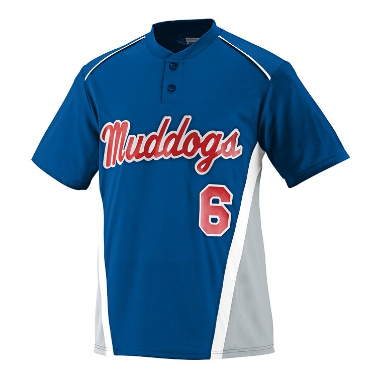 Customize A Baseball Uniform 96