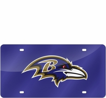 Baltimore Ravens Car Accessories