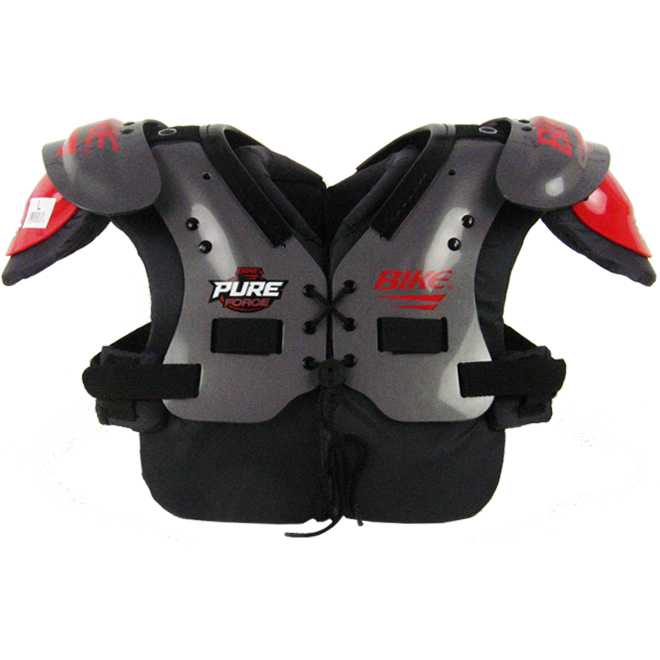 Bike Youth Football Shoulder Pads Bike Pure Force Youth Multi