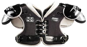 Bike Xtreme Lite Adult Football Shoulder Pads - Multi-Position
