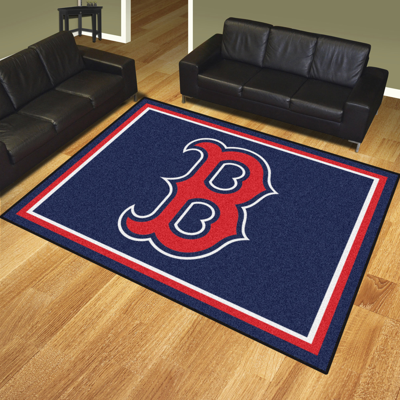 Boston Red Sox 8' X 10' Area Rug
