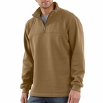 Carhartt Custom Men's Heavyweight Zip Mock Sweatshirt