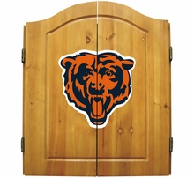 Chicago Bears Game Room & Fan Cave