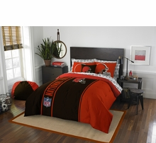 Cleveland Browns Bed & Bath
