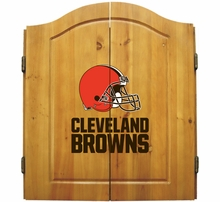 Cleveland Browns Game Room & Fan Cave