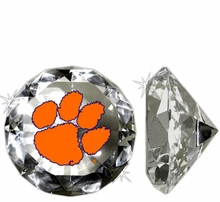 College Crystal Diamond Paperweights