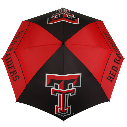 Collegiate WindSheer Auto Open Golf Umbrellas