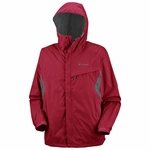 Columbia Custom Men�s Watertight Rain Jacket - FREE Embroidery