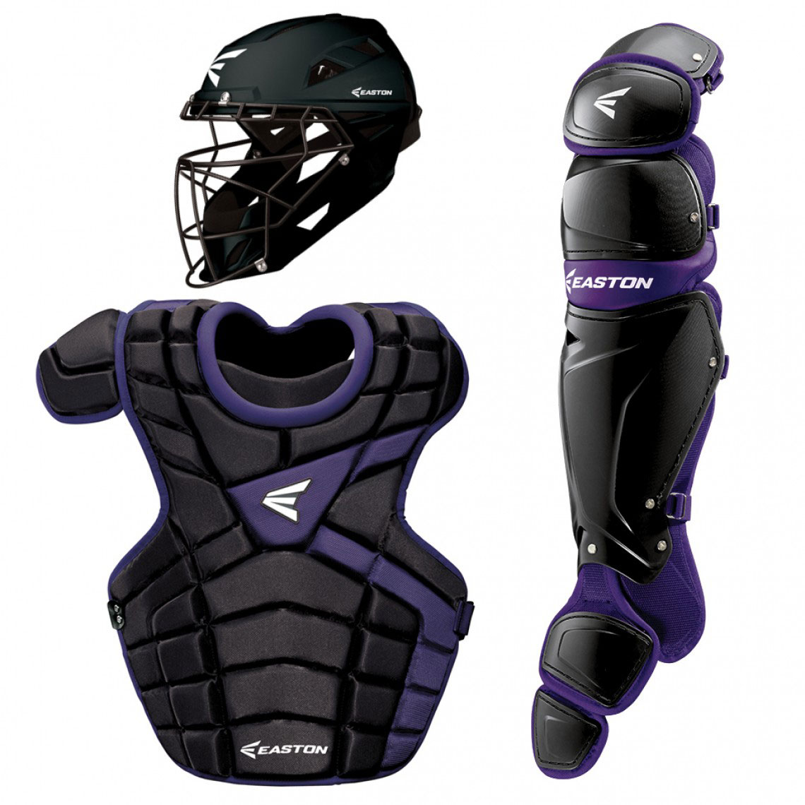 Easton M10 Youth Baseball Catchers Equipment Set - Ages 9-12
