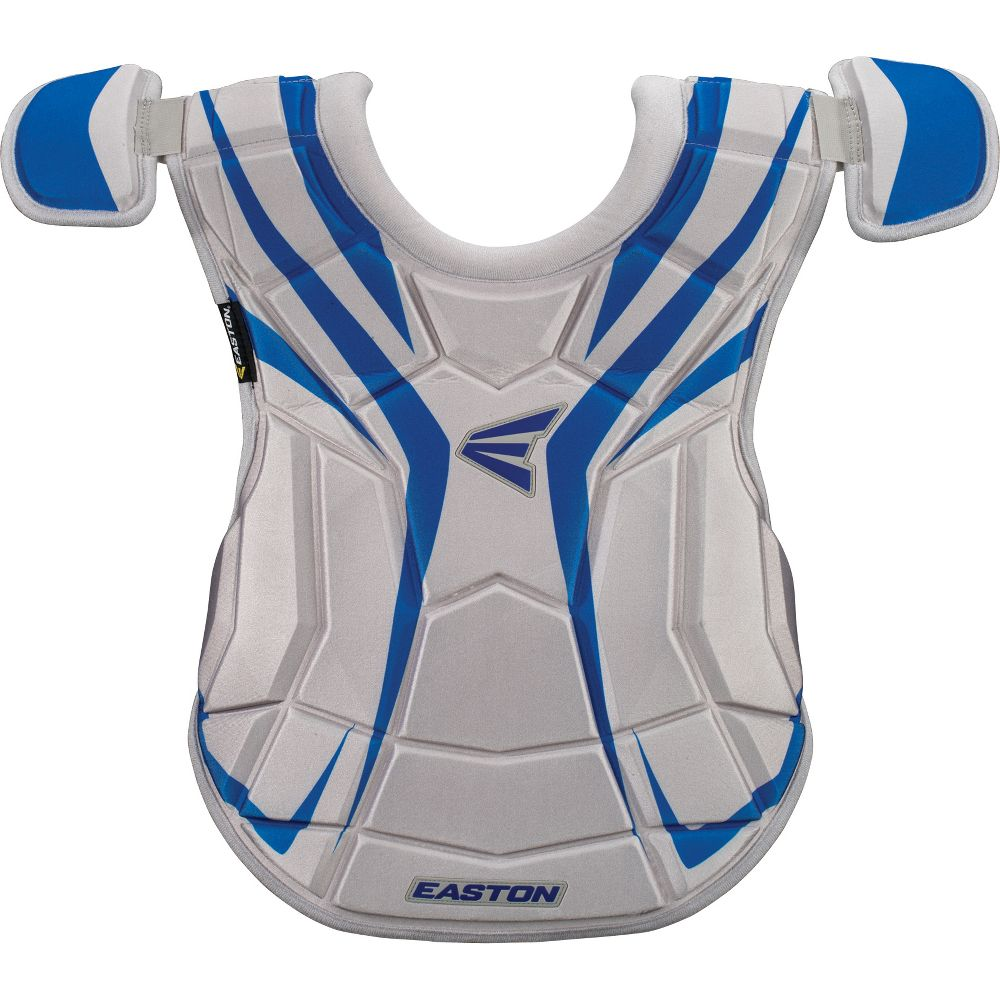 Baseball catcher chest protector