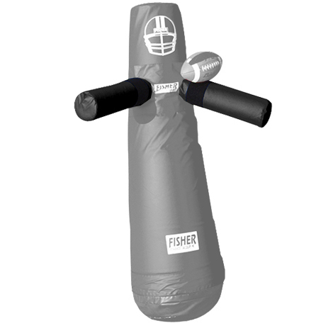 Fisher Pop Up Football Dummy Detachable Arms Dummy Not