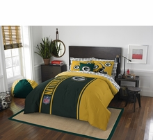 Green Bay Packers Bed & Bath