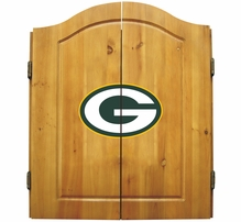 Green Bay Packers Game Room & Fan Cave