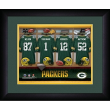 Green Bay Packers Personalized Gifts