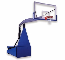 Gymnasium Basketball Hoops