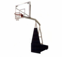 Gymnasium Portable Basketball Hoops