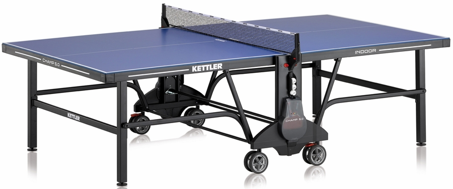 Weatherproof Ping Pong Table Kettler Champ 5.0 Outdoor Ping Pong Table