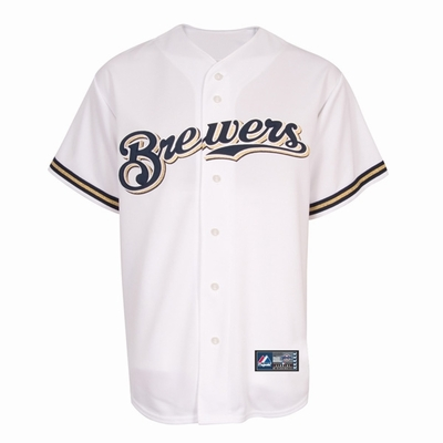 Milwaukee Brewers Jerseys & Apparel