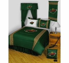 Minnesota Wild Bed And Bath