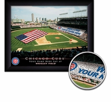 MLB Personalized Stadium Prints