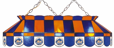 "MLB Team 40"" Rectangular Stained Glass Shades"