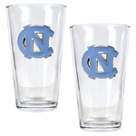 NCAA / College 16 Oz. Pint Glass 2-Piece Set