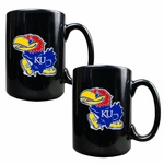 NCAA / College 2-Piece Ceramic Coffee Mug Set