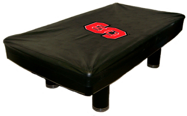 NCAA College Billiard Pool Table Covers