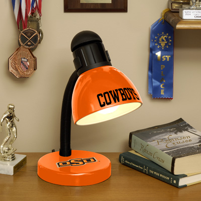 NCAA Desk Lamps
