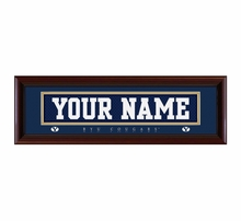 NCAA Personalized Jersey Prints