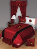 NCAA Sideline Bed Sets