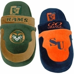 NCAA Slip-On Slippers - College Slippers