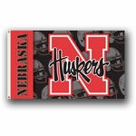 NCAA Two Sided Flags - Premium 2 Sided College Flags