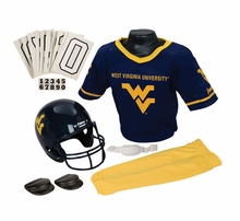 NCAA Youth Helmet and Uniform Sets by Franklin