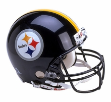 NFL Authentic and Replica Football Helmets