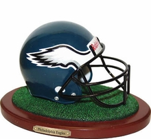 NFL Collectible Football Helmets