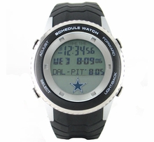 NFL Digital Schedule Watches