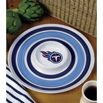 NFL Melamine Serving Trays / Vegetable Dishes