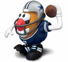 NFL Mr Potato Heads