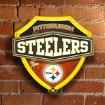 NFL Neon Shield Wall Lamp