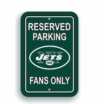 NFL Parking Signs
