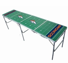 NFL Tailgate Pong Tables