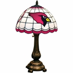 NFL Team Stained Glass Table Lamps