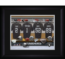 Oakland Raiders Personalized Gifts