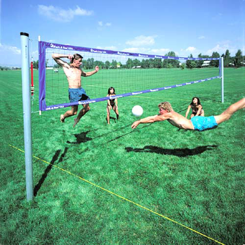 park-sun-tournament-4000-specialty-and-institutional-volleyball-net-system-2 Backyard Volleyball Net System
